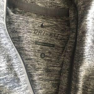 Nike Tops - Michigan State Nike Dry Fit 3/4 zip